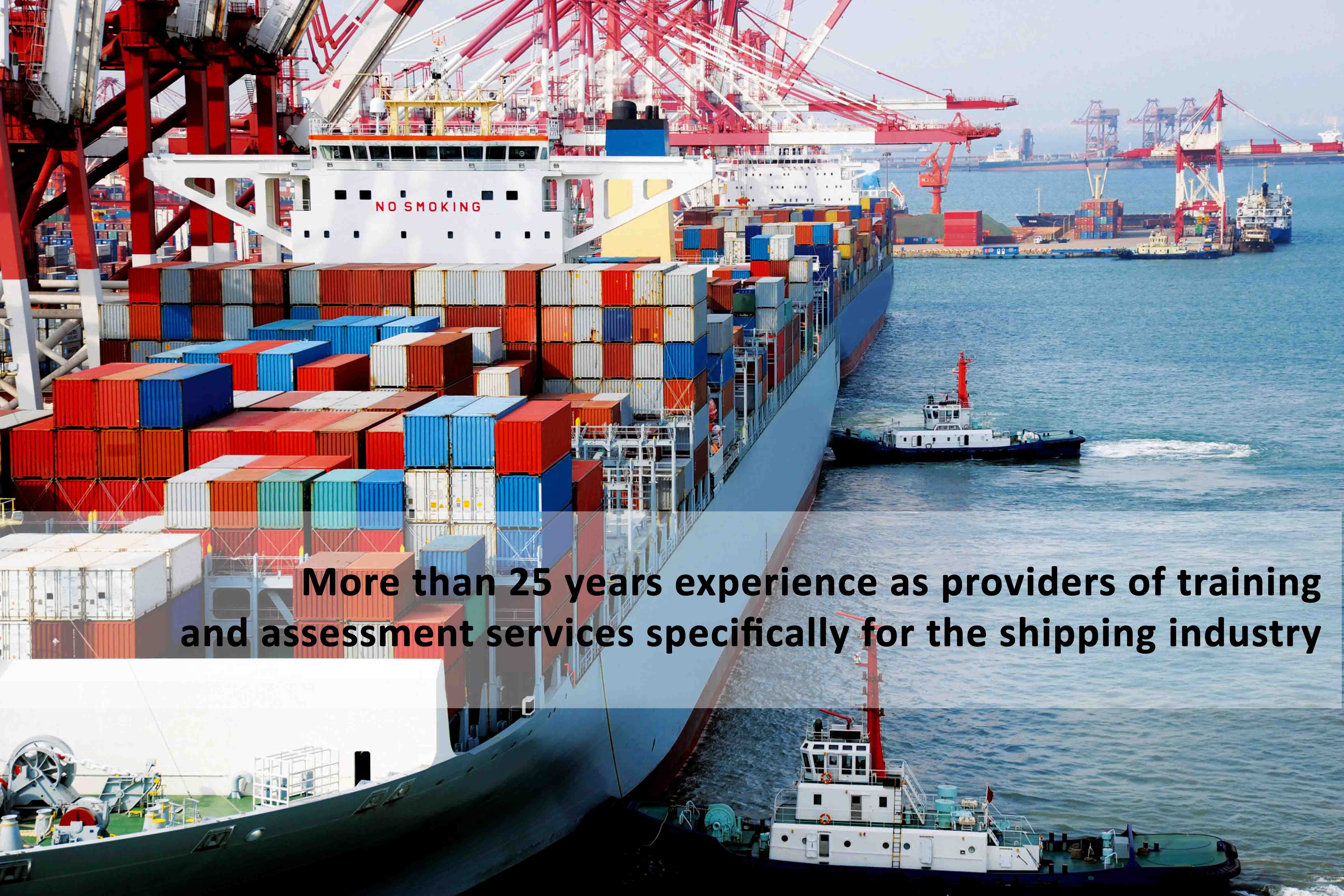 IDESS IT has more than 25 years experience as providers of training and assessment services specifically for the shipping industry