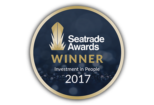 "IDESS IT wins the prestigious Seatrade Maritime ""Investment in People"" Award."