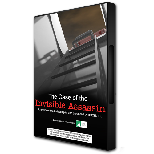 IDESS IT Maritime Case Studies - Hazards of Enclosed Space Entry - The Case of the Invisible Assassin