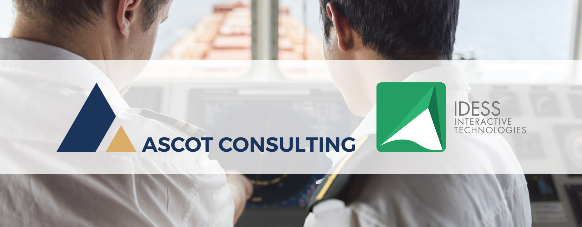 ASCOT Consulting and IDESS IT join forces to offer comprehensive seafarer assessment services